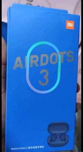 Audífonos airdots 3