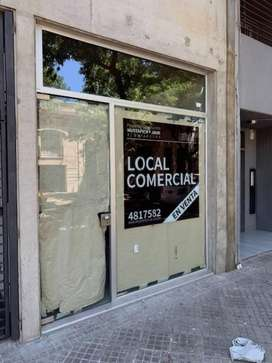 Venta local comercial a estrenar - Cerrito 1000 Rosario