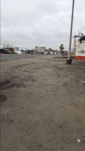 Venta de terreno de 2.500 m2 en Santo Domingo de los Tsáchilas .