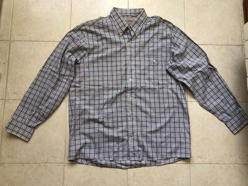 Camisa Hombre Talle 41/42 Impecable 0