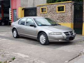 Chrysler stratus 2.4 v6 automático cuero full full