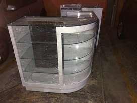 Vendo 2 muebles por separado para negocio como nuevos