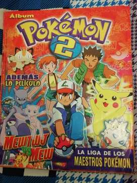 Album Pokemon 2 navarrete