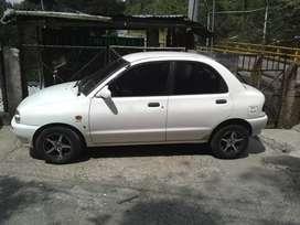Se vende carro Mazda