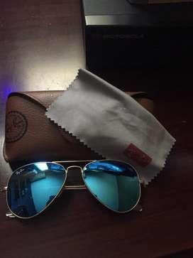 Gafas originales ray-ban azules