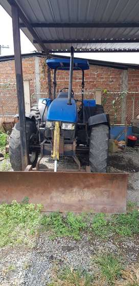 Vendo tractor  new holland