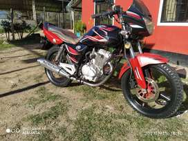 Venta de moto Jincheg 125