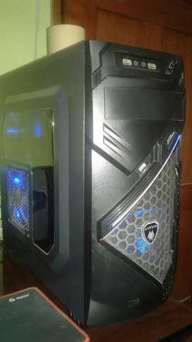 """CAMBIO PC AMD A6 6400K+MONITOR LG 22"""" POR CELULAR SAMSUNG A50 oA70"""