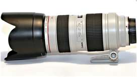 Lente Canon Ef 70-20 F/2.8 Usm L