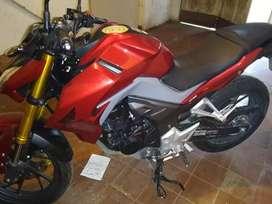 Honda CB190R 2019