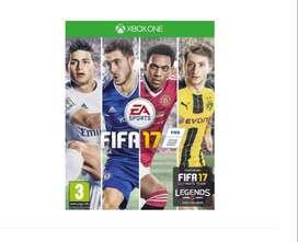 Juego Xbox One Fifa 17 Deluxe Edition 2017