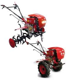 Motocultor  10 hp motor diesel con luces