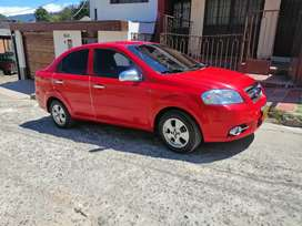 Vendo aveo emotion 2009