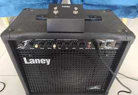 Amplificador Guitarra Laney LX35R + Footswitch