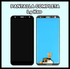 Pantalla Lg K40