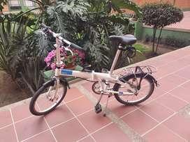 Bicicleta plegable Link C7