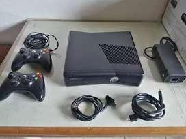 Xbox 360, dos controles + juegos