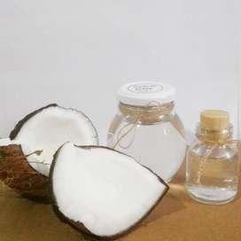 Aceite Coco prensado en frío