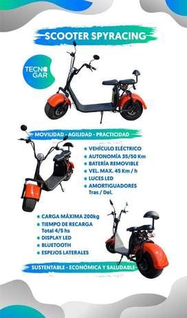 Moto electrica Spyracing