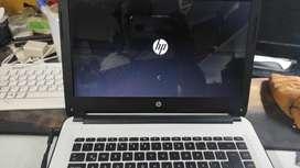 Vendo o cambio portatil HP, mas informacion whatsApp
