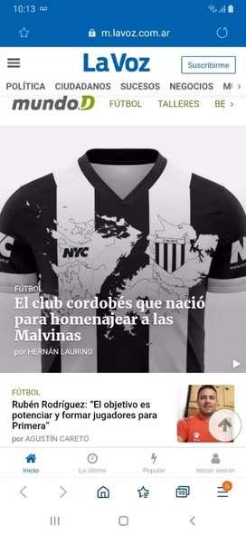 Fábrica de camisetas para fútbol