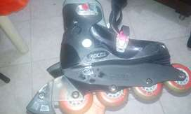Hermosos patines lineales