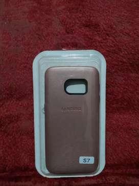 Funda Samsung S7 DORADO