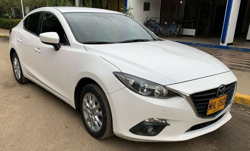 Mazda 3 2015 0