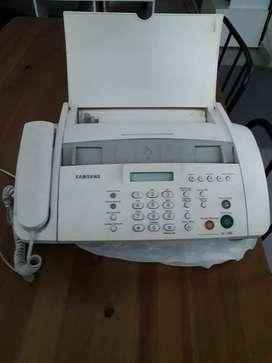 Teléfono fax Samsung