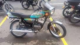 Se vende hermosa Yamaha rx 115 modelo 2003
