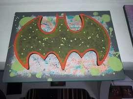 Cuadros artísticos de Batman