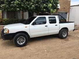 Vendo Nissan Frontier Excelente Estado