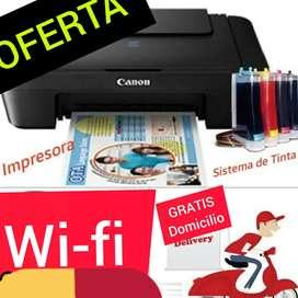 Impresoras nuevas de paquete para estudiantes con wi-fi scaner copiadora listas para trabajar