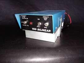 lote 2 Bimbo Bilinear 100- Linear Amp For Radio. COMO NUEVOS