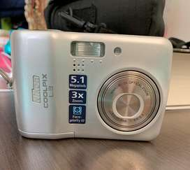 Camara Digital Coolpix L3