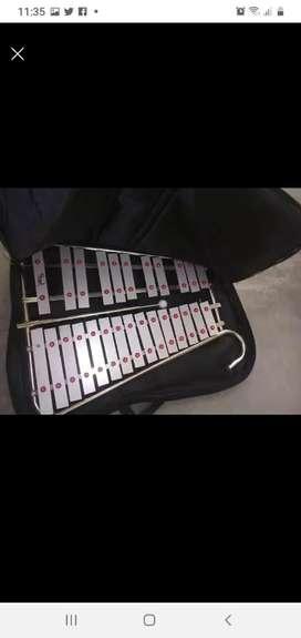 Vendo lira-xilofono