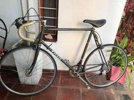 Antigua bicicleta fittipaldi unica