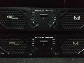 Amplificador de sonido 3610 RMS / SkP Pro Audio