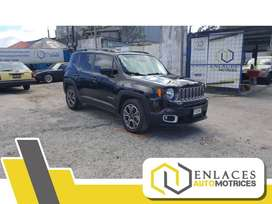 Jeep Renegade Latitude 2015