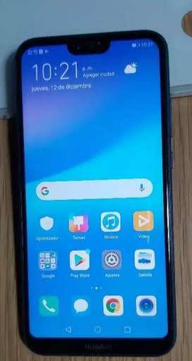 Vendo o Cambio Huawei p20 lite por