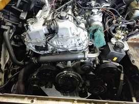 Motor diesel 2.0 de ssang Yong completo desarmado