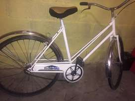 Bicicleta liviana