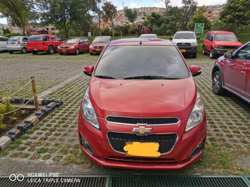 VENDO O PERMUTO SPARK GT 2015 0