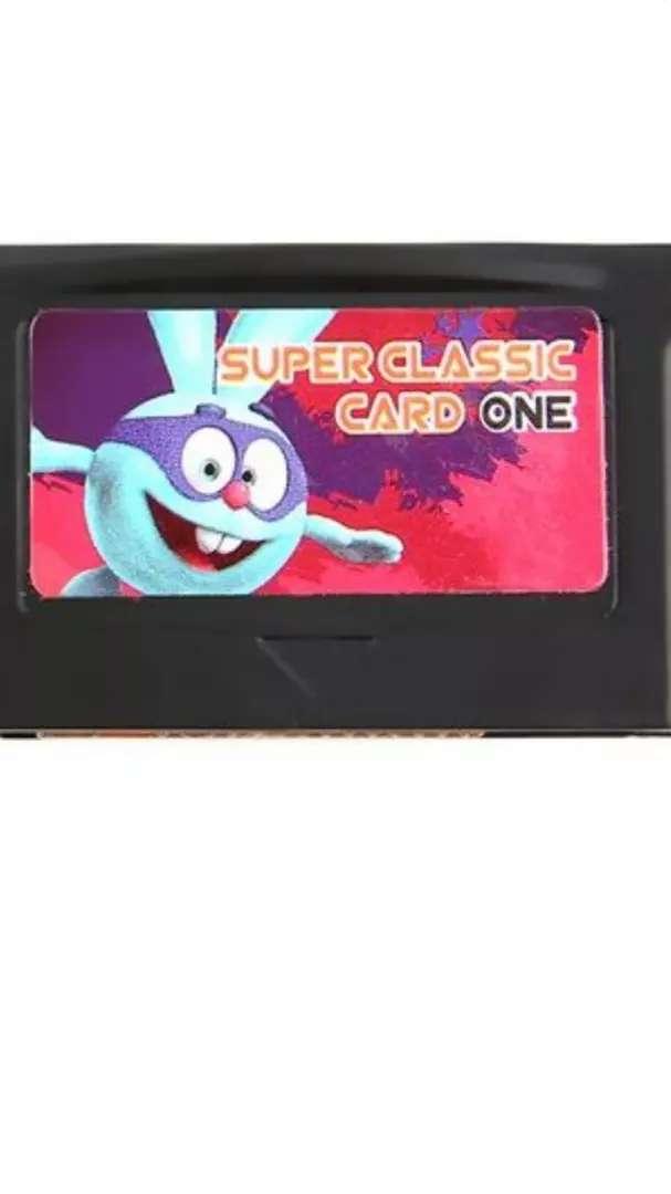 Juego PVP super classic Card One