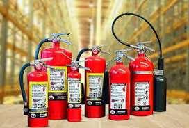 ponte activo con tu seguridad recarga tu extintor
