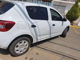 Renault Sandero Life Color Blanco