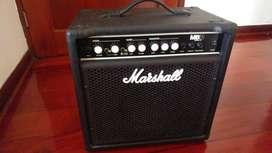 Venta Amplificador Bajo Marshall Mb15
