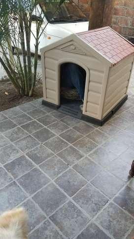 Casa para Perro, Raza Mediana O Grande