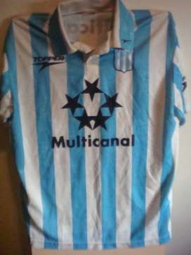 CAMISETA MULTICANAL RACING