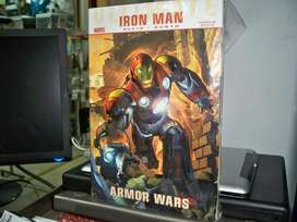MARVEL COMICS ULTIMATE IRONMAN TPB HARDCOVER